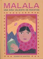 Malala, una niña valiente de Pakistán