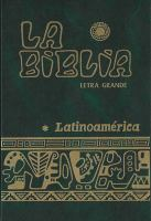 LA BIBLIA CATOLICA. LATINOAMERICA