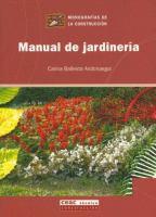 Manual de jardinería