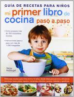 Mi primer libro de cocina [paso a paso]