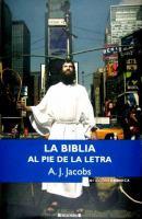 La Biblia al pie de la letra