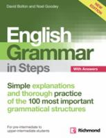 English Grammar in Steps