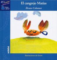 El cangrejo Mataias (aprende a caminar)