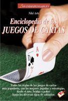 Enciclopedia de los juegos de cartas