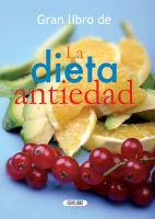 Gran libro de la dieta antiedad