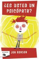 Es usted un psicópata?