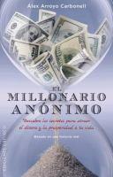 El millonario anónimo