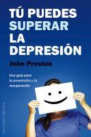Tú puedes superar la depresión