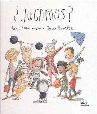 Cover image for ¿Jugamos?