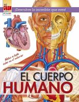 Mi gran libro poster cuerpo humano/ My Big Poster Book Human Body