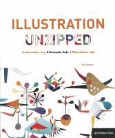 Illustration unzipped = la ilustracion, hoy = A ilustracao, hoje = L'illustrazione, oggi