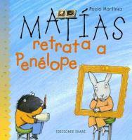 Matías retrata a Penélope