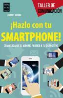 ¡Hazlo con tu smartphone!