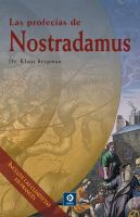 Las profeca̕s de Nostradamus