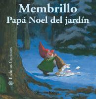 Membrillo, Papá Noel del jardín
