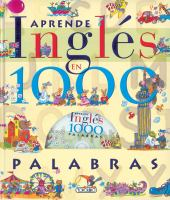 Aprende Inglés En 1000 Palabras