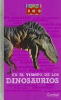 En el tiempo de los dinosaurios