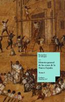 Historia general de las cosas de la Nueva España