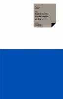 Constituciones fundacionales de Cuba