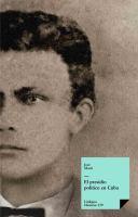 El presidio politico en Cuba