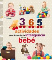 365 actividades para desarrollar la inteligencia de tu bebé