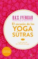 El corazón de los yogas sūtras