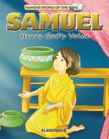 Samuel Hears God's Voice