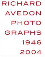 Richard Avedon Photographs, 1946-2004