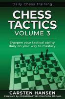 CHESS TACTICS - VOLUME 3