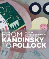 From Kandinsky to Pollock