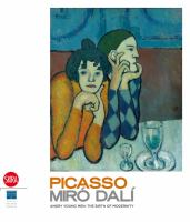 Picasso, Miró, Dalí
