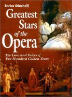 Greatest Stars of the Opera