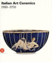 Italian Art Ceramics