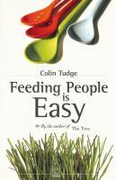 Feeding People Is Easy