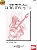 24 Preludes Op. 114