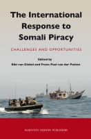 The International Response to Somali Piracy