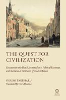 The Quest for Civilization