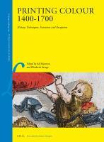 Printing Colour 1400-1700