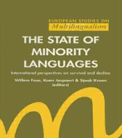 The State of Minority Languages