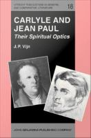 Carlyle and Jean Paul