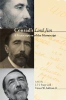 Conrad's Lord Jim