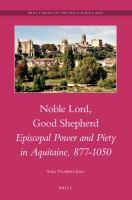 Noble Lord, Good Shepherd