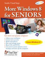 More Windows 8 for Seniors