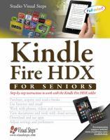 Kindle Fire HDX for Seniors