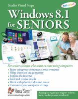 Windows 8 for Seniors