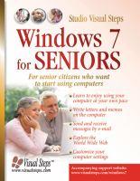 Windows 7 for Seniors