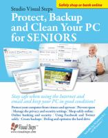 Image: Protect, Backup and Clean your PC for Seniors