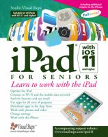 IPad With IOS 11 for Seniors