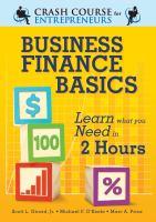Business Finance Basics