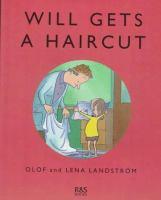 Will Gets A Haircut